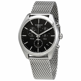 Tissot T101.417.11.051.01 PR100 Mens Chronograph Quartz Watch