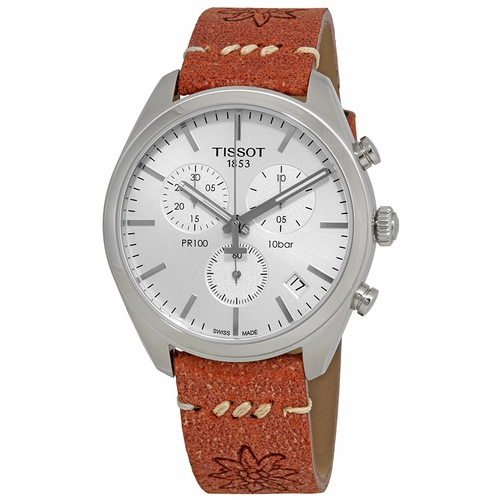Tissot T101.417.16.031.01 PR 100 Mens Chronograph Quartz Watch