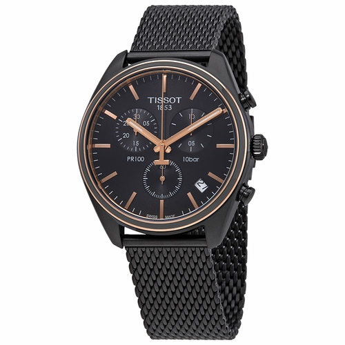 Tissot T101.417.23.061.00 PR 100 Mens Chronograph Quartz Watch
