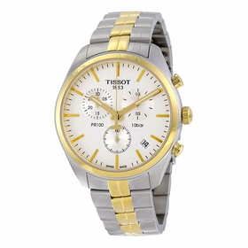 Tissot T1014172203100 PR 100 Mens Chronograph Quartz Watch