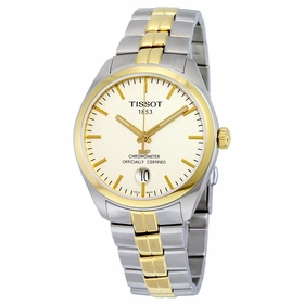 Tissot T1014512203100 PR 100 COSC Mens Quartz Watch