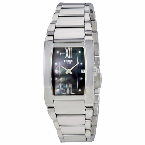Tissot T105.309.11.126.00 Generosi-T Ladies Quartz Watch