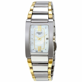 Tissot T105.309.22.116.00 Generosi-T Ladies Quartz Watch