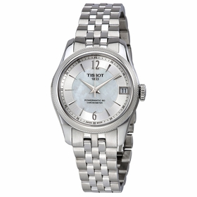 Tissot T108.208.11.117.00 T-Classic Ballade Ladies Automatic Watch