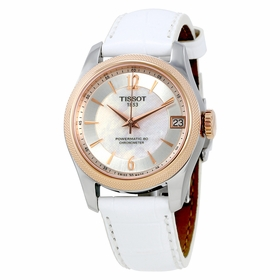 Tissot T108.208.26.117.00 T-Classic Ballade Ladies Automatic Watch