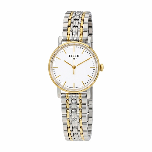 Tissot T109.210.22.031.00 T-Classic Everytime Ladies Quartz Watch