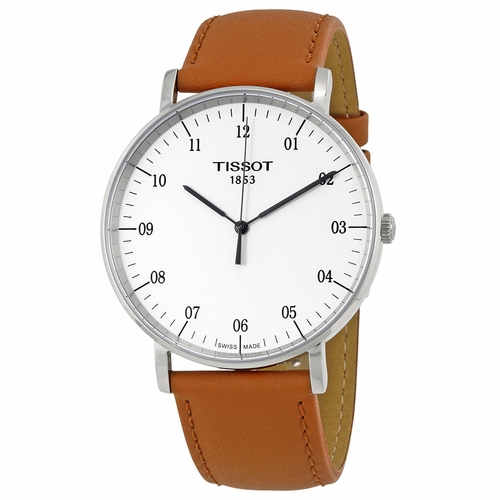 Tissot T109.610.16.037.00 T-Classic Everytime Mens Quartz Watch