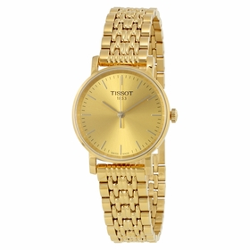 Tissot T1092103302100 T-Classic Everytime Ladies Quartz Watch