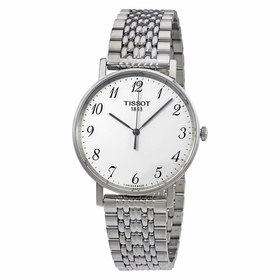 Tissot T109.410.11.032.00 T-Classic Everytime Unisex Quartz Watch