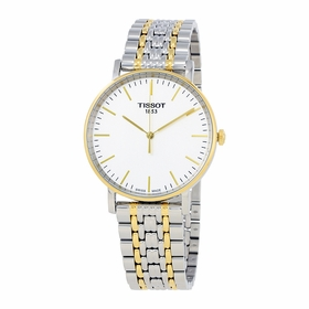 Tissot T1094102203100 T-Classic Everytime Mens Quartz Watch