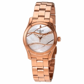 Tissot T112.210.33.111.00 T-Wave Ladies Quartz Watch