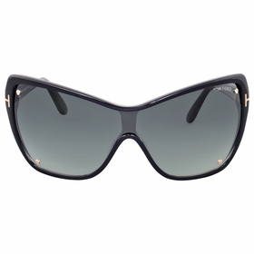 Tom Ford FT0363 01B Ekaterina   Sunglasses