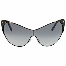 Tom Ford FT0364-01B Vanda Ladies  Sunglasses