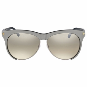 Tom Ford FT0365 38G Leona Ladies  Sunglasses