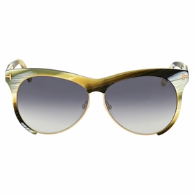 Tom Ford FT0365 60B Leona Ladies  Sunglasses