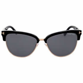 Tom Ford FT0368-01A Fany Ladies  Sunglasses