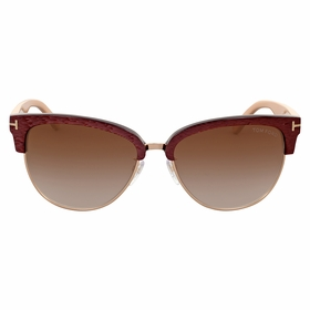 Tom Ford FT0368-50G Fany Ladies  Sunglasses