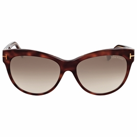Tom Ford FT0430-56F Lily Ladies  Sunglasses