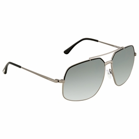 Tom Ford FT0439 01Q Ronnie Ladies  Sunglasses