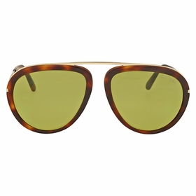 Tom Ford FT0452 56N Stacy Unisex  Sunglasses