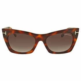 Tom Ford FT0459 56F Kasia Ladies  Sunglasses
