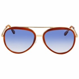 Tom Ford FT0468 56W Andy   Sunglasses