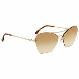 Tom Ford FT0507 28F Annabel Ladies  Sunglasses