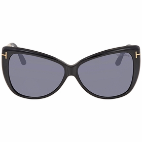 Tom Ford FT0512 01C Reveka Ladies  Sunglasses