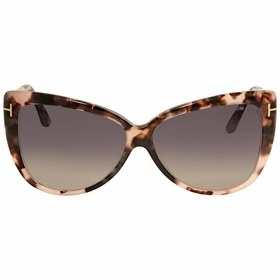 Tom Ford FT0512 55B Reveka Ladies  Sunglasses