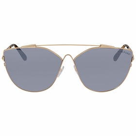 Tom Ford FT0563 28C Jacquelyn Ladies  Sunglasses