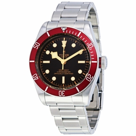 Tudor 79230R-BK-BURSS Heritage Black Bay Mens Automatic Watch