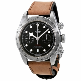 Tudor M79350-0002 Heritage Black�Bay Mens Chronograph Automatic Watch