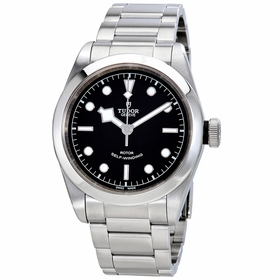Tudor 79540-0001 Heritage Black�Bay Mens Automatic Watch