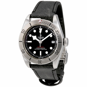 Tudor 79730-0003 Heritage Black�Bay Mens Automatic Watch