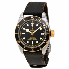 Tudor M79733N-0001 Heritage Black�Bay Mens Automatic Watch