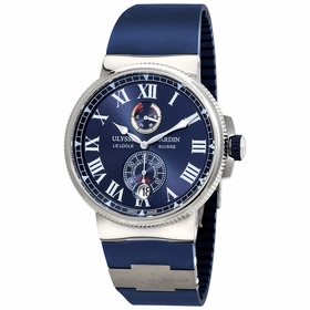Ulysse Nardin 1183-122-3/43 Marine Chronometer Mens Automatic Watch