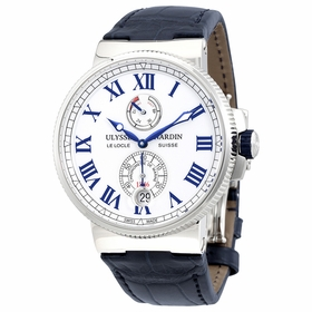 Ulysse Nardin 1183-122/40 Marine Chronometer Mens Automatic Watch