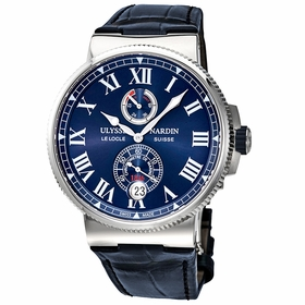 Ulysse Nardin 1183-122/43 Marine Chronometer Mens Automatic Watch