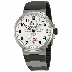 Ulysse Nardin 1183-126-3/61 Marine Chronometer Mens Automatic Watch