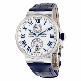 Ulysse Nardin 1183-126/40 Marine Chronometer Mens Automatic Watch
