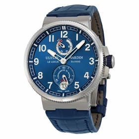 Ulysse Nardin 1183-126/63 Marine Chronometer Mens Automatic Watch