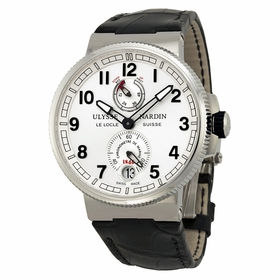 Ulysse Nardin 1183126/61 Marine Chronometer Mens Automatic Watch