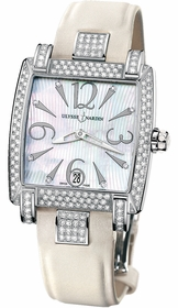 Ulysse Nardin 133-91AC/691 Caprice Ladies Automatic Watch