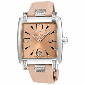 Ulysse Nardin 133-91C/06-05 Caprice Ladies Automatic Watch