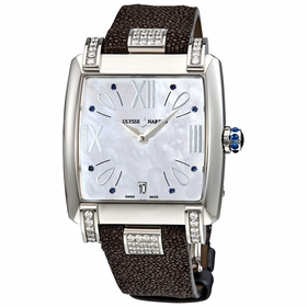 Ulysse Nardin 133-91C/491 Caprice Ladies Automatic Watch