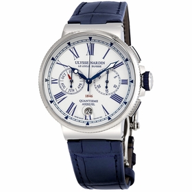 Ulysse Nardin 1533-150/E0 Marine Mens Chronograph Automatic Watch