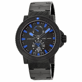 Ulysse Nardin 263-92-3C/923 Black Sea Mens Automatic Watch