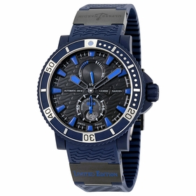 Ulysse Nardin 263-97LE-3C Maxi Marine Diver Mens Automatic Watch