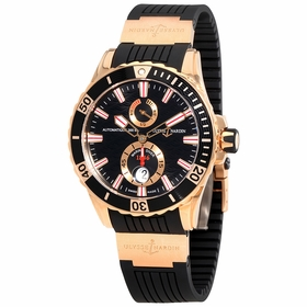 Ulysse Nardin 266-10-3/92 Maxi Marine Diver Mens Automatic Watch