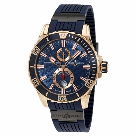 Ulysse Nardin 266-10-3C/93 Maxi Marine Diver Mens Automatic Watch